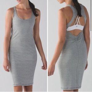 "Lulu Lemon ""Go For It"" dress"